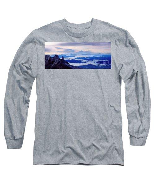 Kinabalu Panorama Long Sleeve T-Shirt