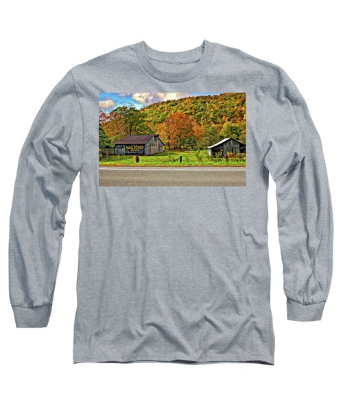 Kindred Barns Long Sleeve T-Shirt by Steve Harrington