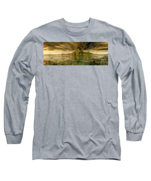 King Kongs Island Long Sleeve T-Shirt
