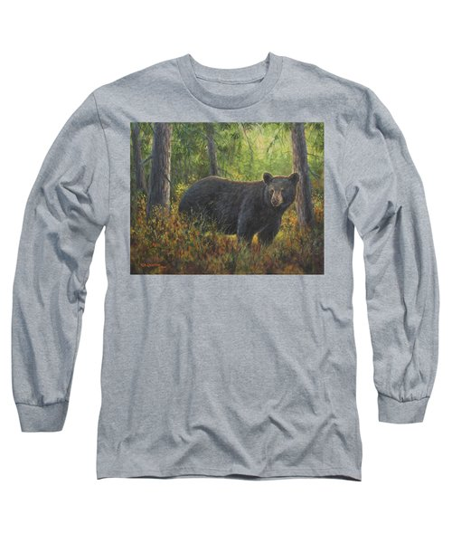 King Of His Domain Long Sleeve T-Shirt
