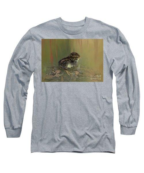 King Quail Chick Long Sleeve T-Shirt