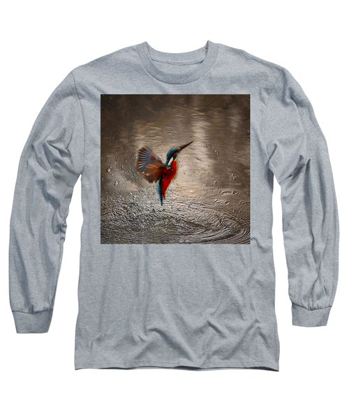 Kingfisher Long Sleeve T-Shirt