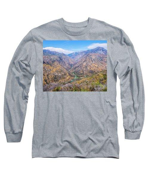 King's Canyon  Long Sleeve T-Shirt