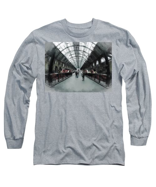 Kings Cross London Long Sleeve T-Shirt