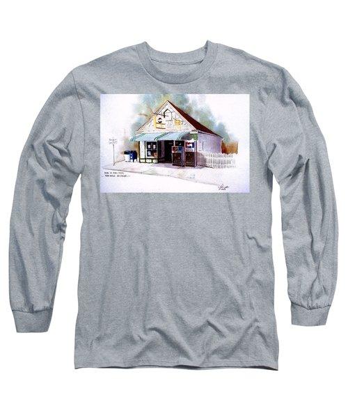King's Ice Cream Long Sleeve T-Shirt