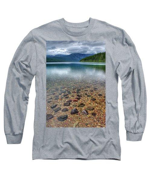 Kintla Lake Long Sleeve T-Shirt