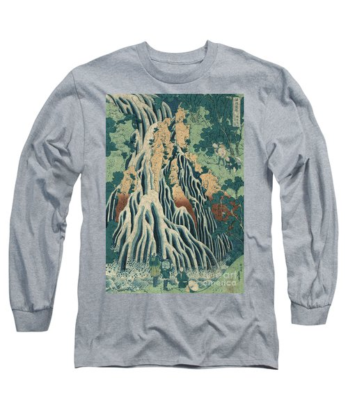 Kirifuri Falls Long Sleeve T-Shirt