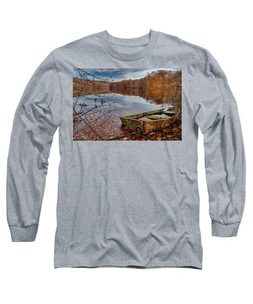 Kiss My Bass Long Sleeve T-Shirt by Craig Szymanski