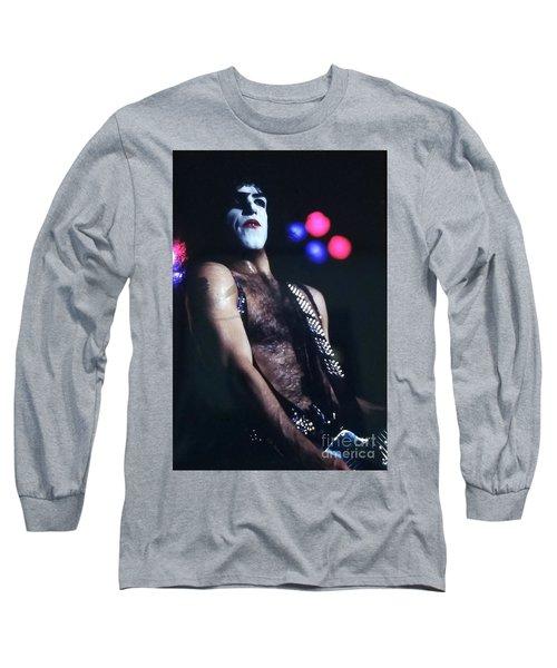 Kiss Paul Long Sleeve T-Shirt