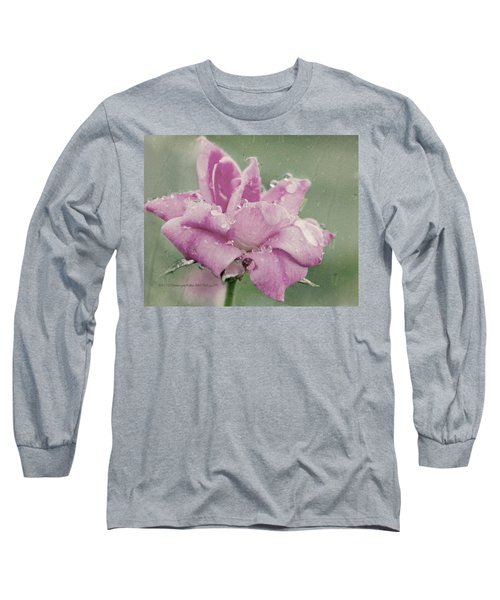 Kissed By The Rain Long Sleeve T-Shirt