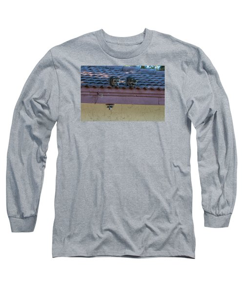 Kits On The Roof Long Sleeve T-Shirt