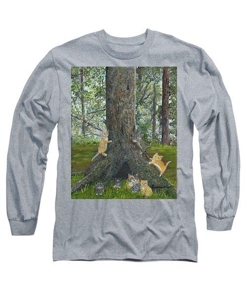 Kitties Long Sleeve T-Shirt