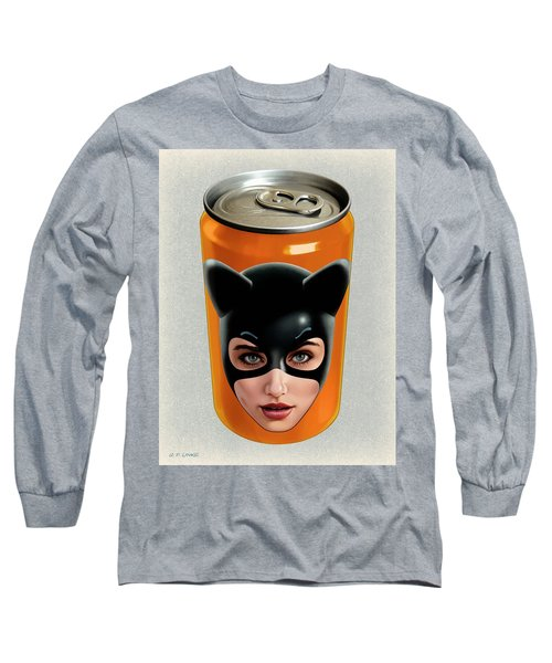 Kitty Can 2 Long Sleeve T-Shirt