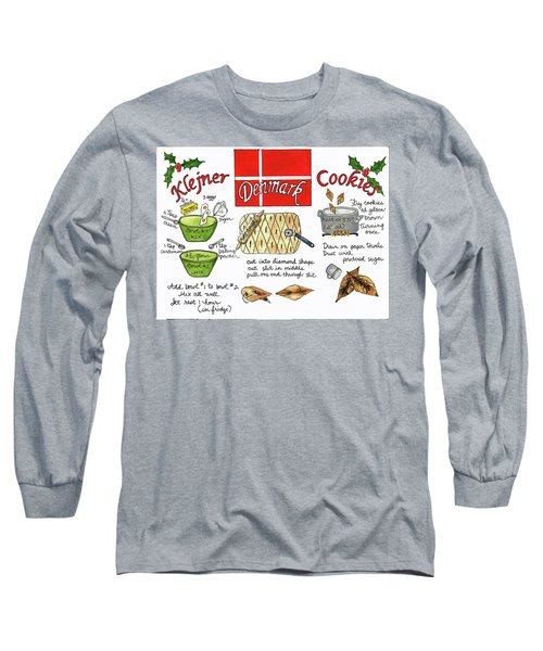 Klejner Cookies Long Sleeve T-Shirt