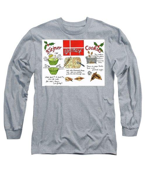 Klejner Cookies Long Sleeve T-Shirt