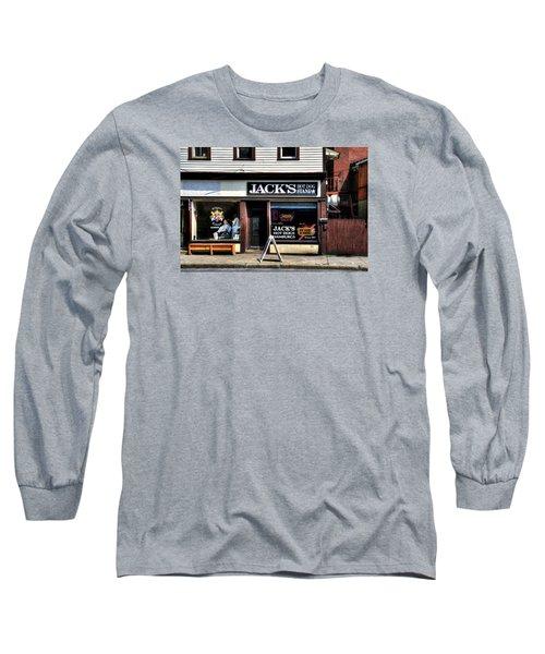 Klipper Kingz - Barber Shop Long Sleeve T-Shirt