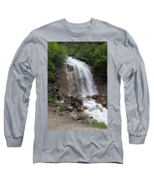 Klondike Waterfall Long Sleeve T-Shirt