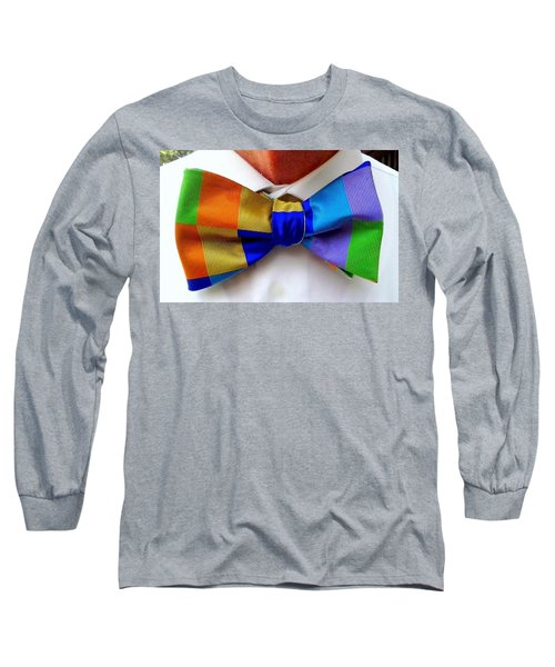 Knotted Spectrum Long Sleeve T-Shirt