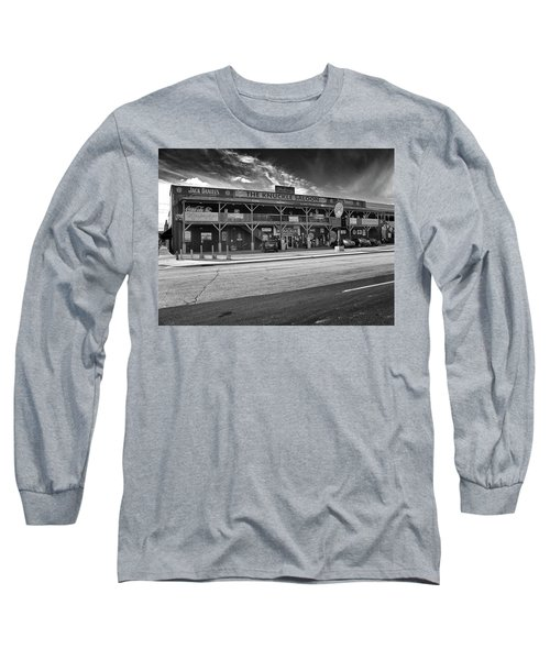Knuckle Saloon Sturgis Long Sleeve T-Shirt by Richard Wiggins