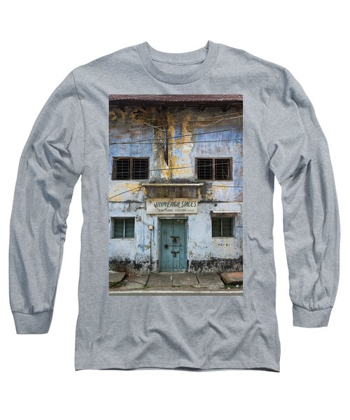 Kochi Spices Long Sleeve T-Shirt by Marion Galt