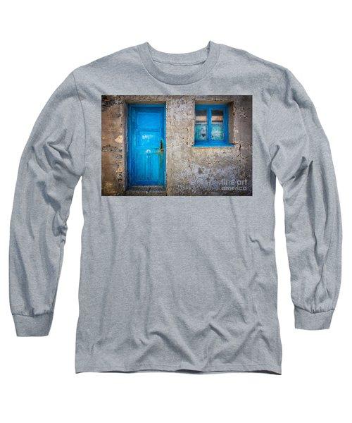 Kokkari Door Long Sleeve T-Shirt