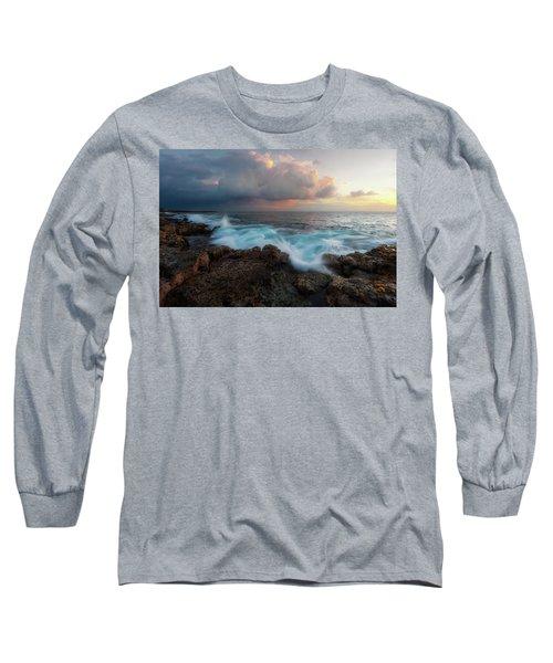 Kona Gold Long Sleeve T-Shirt by Ryan Manuel