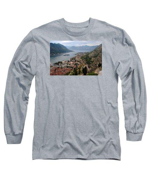 Kotor Bay Long Sleeve T-Shirt