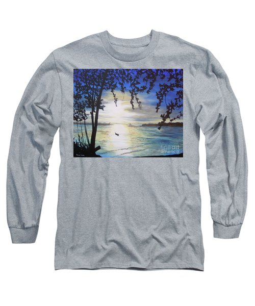 Krabi Long Sleeve T-Shirt by Stuart Engel