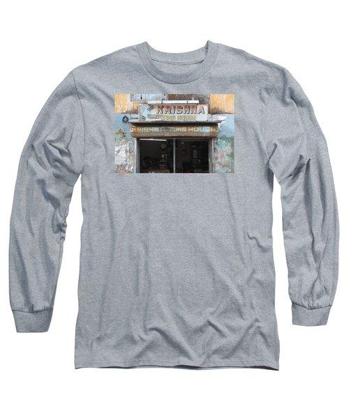 Krishna Time House Long Sleeve T-Shirt