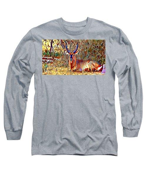 Kudu Long Sleeve T-Shirt