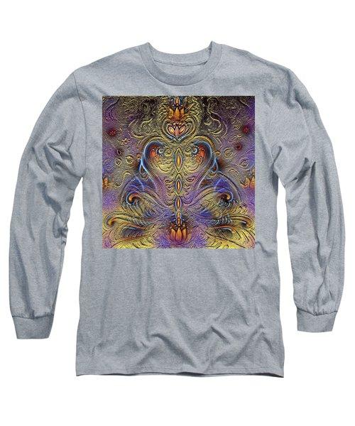 Kundalini  Long Sleeve T-Shirt by Harsh Malik