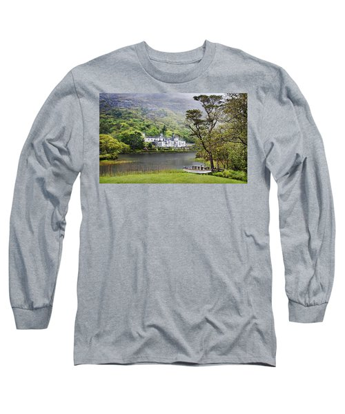 Kylemore Castle Long Sleeve T-Shirt