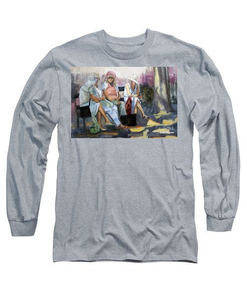 La Conversation Long Sleeve T-Shirt
