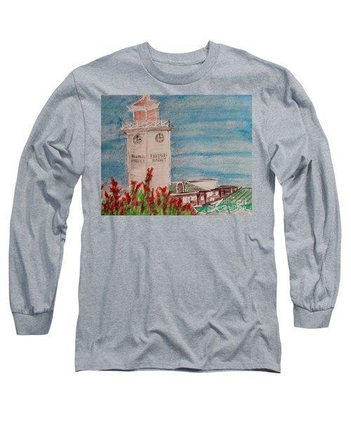 La Farmer's Market Long Sleeve T-Shirt