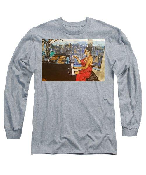 La Fleur Chloe Long Sleeve T-Shirt