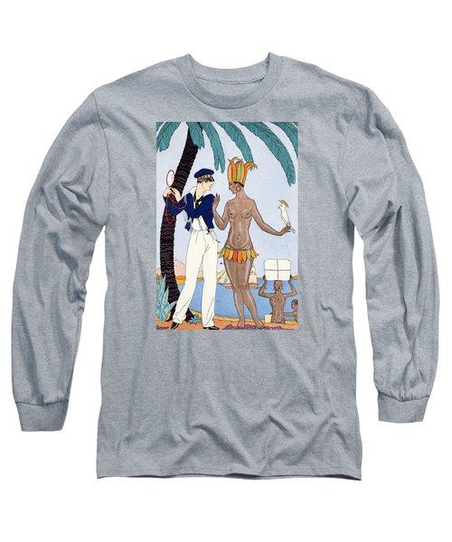 La Jolie Insulaire Long Sleeve T-Shirt