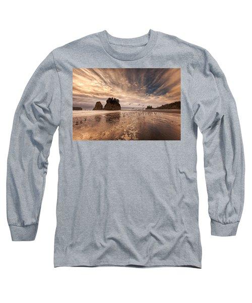 La Push Sunset Long Sleeve T-Shirt