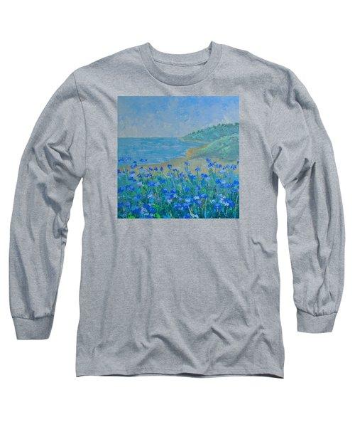 La Riviera France Long Sleeve T-Shirt