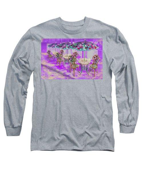La Ville Lumiere Long Sleeve T-Shirt