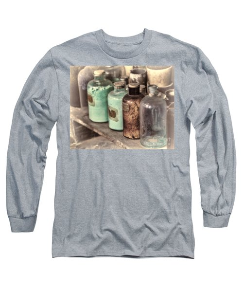 Lab Bottles Tinted Long Sleeve T-Shirt