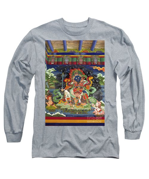 Long Sleeve T-Shirt featuring the photograph Ladakh_17-8 by Craig Lovell