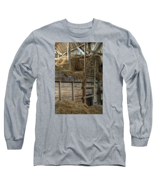 Ladder To The Loft Long Sleeve T-Shirt