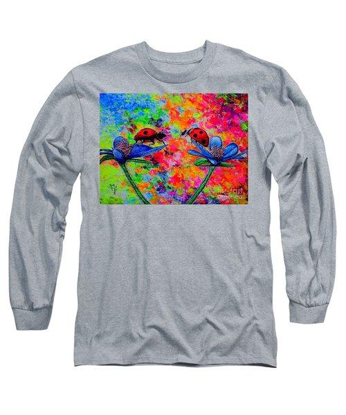 Lady Bugs Long Sleeve T-Shirt