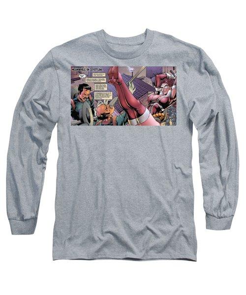 Lady Rawhide Long Sleeve T-Shirt