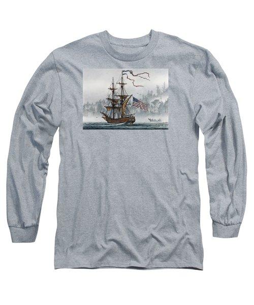 Lady Washington Long Sleeve T-Shirt