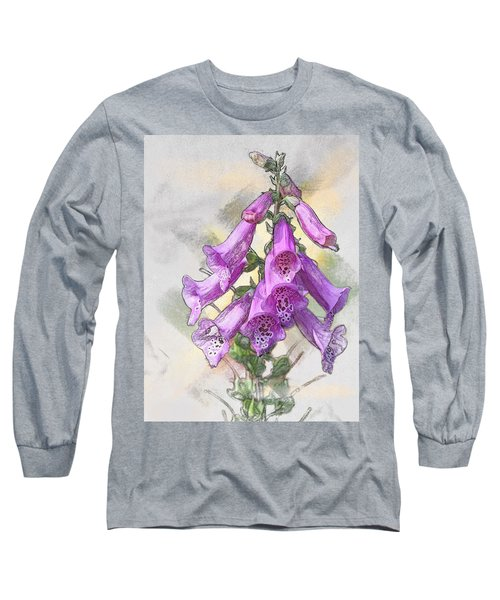 Lady's Glove Long Sleeve T-Shirt