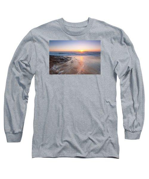 Laguna Beach  Long Sleeve T-Shirt by Catherine Lau