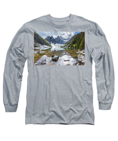 Lake Agnes Long Sleeve T-Shirt