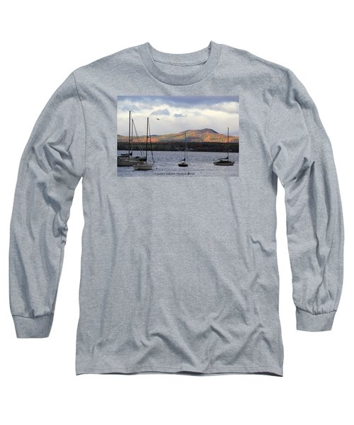 Lake Champlain Long Sleeve T-Shirt