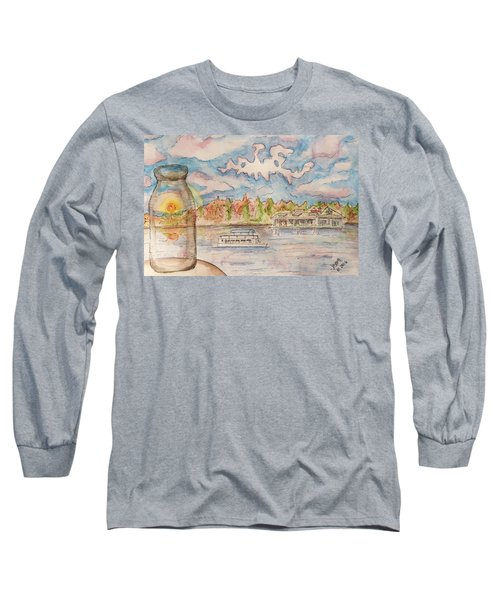 Lake Hopatcong Long Sleeve T-Shirt